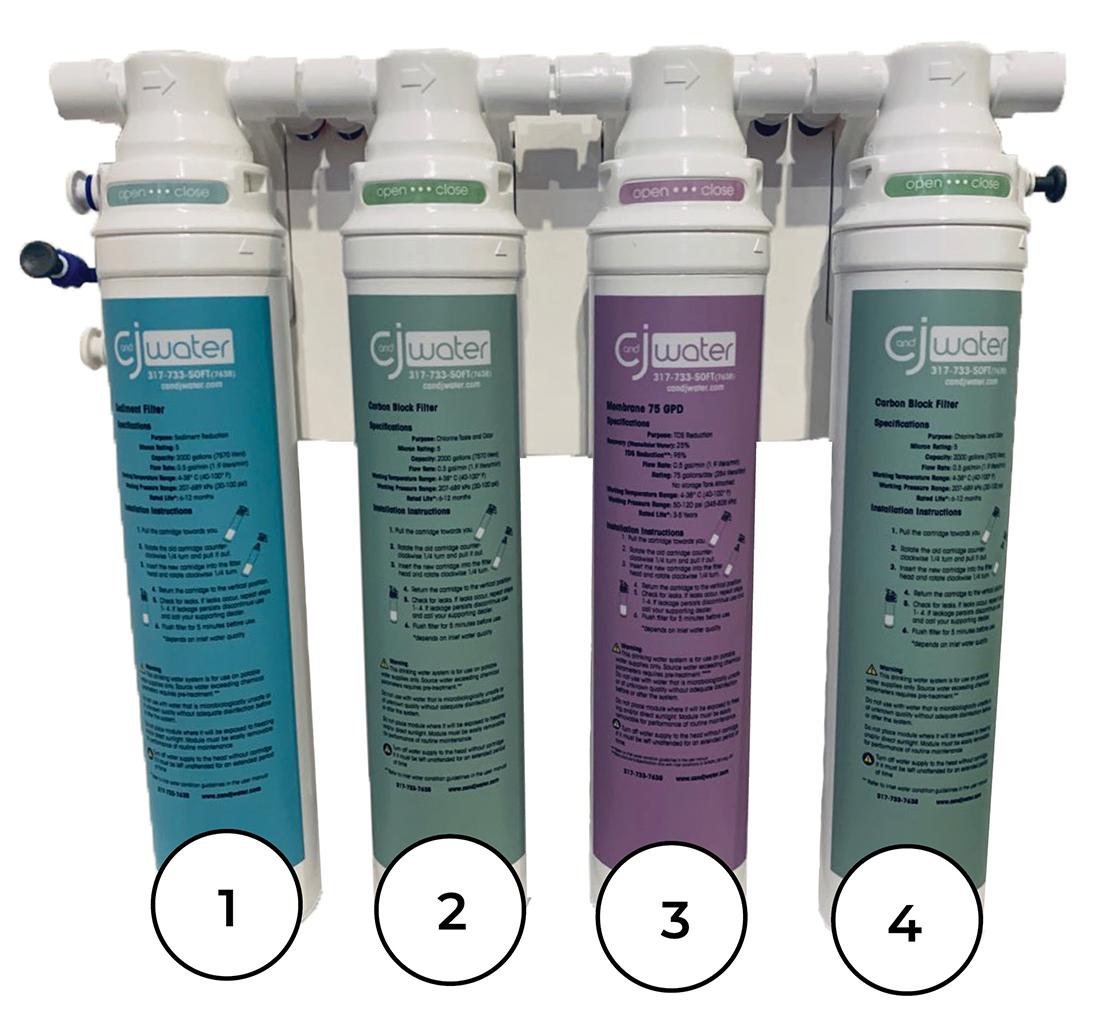 c & j reverse osmosis