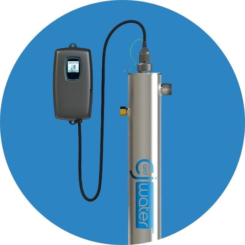 UV Light Bacteria Removal