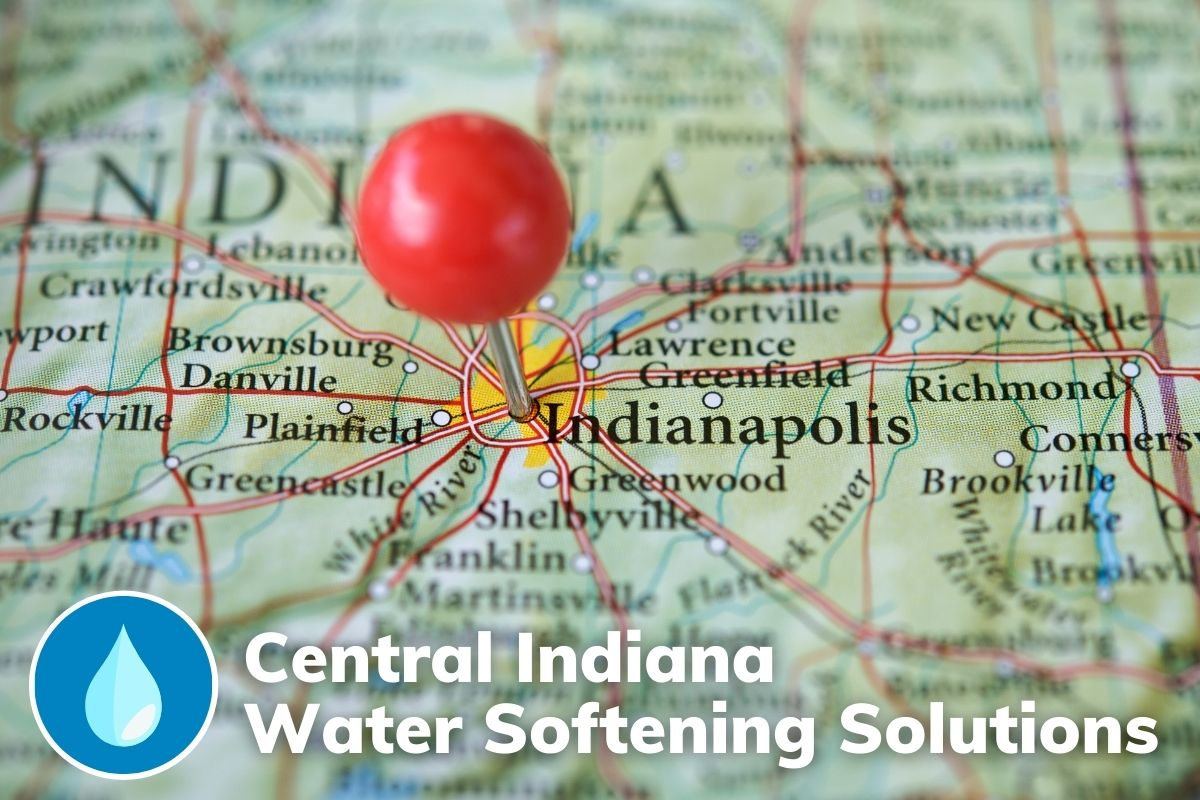 Central Indiana Water Softening Solutions