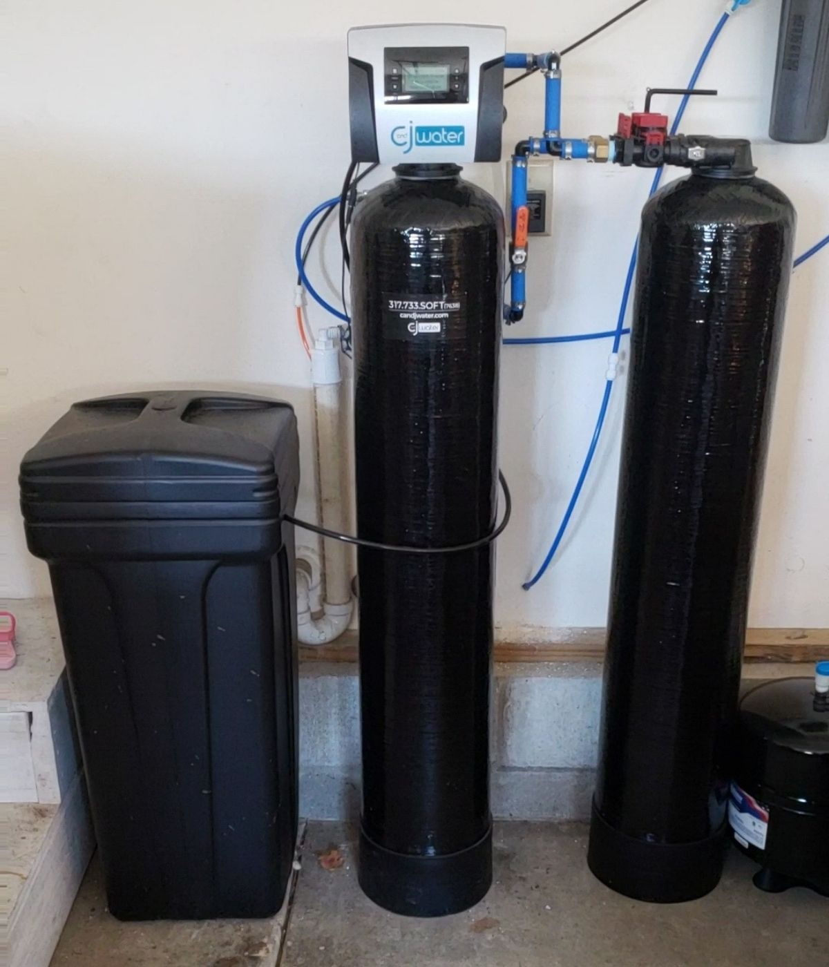 Avon water softening soltuions