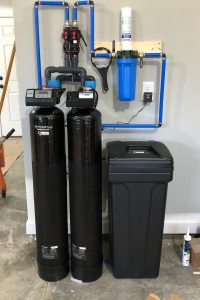 Indianapolis water softener system