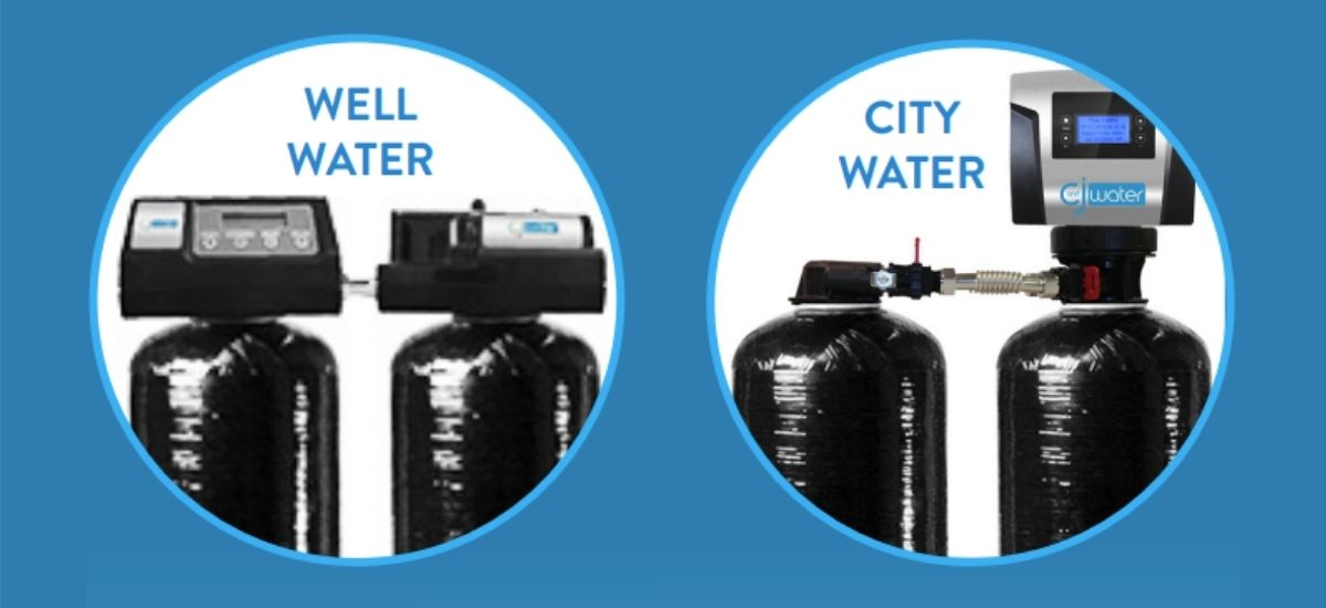Well Water City Water